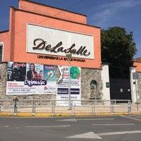 Photo taken at Universidad La Salle Pachuca Campus La Luz by Pako L. on 5/17/2016