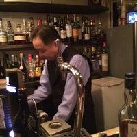 Photo taken at Shot Bar SLOW by Ghim on 4/22/2015
