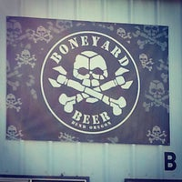 Photo taken at Boneyard Beer by Stacy T. on 2/15/2013
