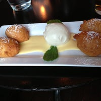 Photo taken at Catalano Restaurant & Cicchetti Bar by Zachary K. on 5/2/2013