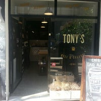 Photo taken at Tony's by Diego G. on 8/20/2013