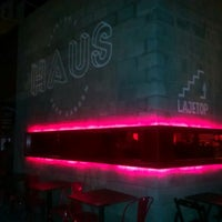 Photo taken at Haus Lajetop & Beergarden by Aquiles S. on 1/28/2015