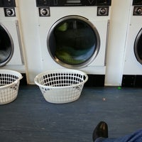 Photo taken at Como Laundrette by Dianne W. on 5/25/2014