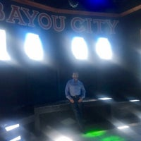 Photo taken at Bayou City Bar by Jorge A. on 3/14/2017