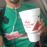 Photo taken at Smoothie King by Jorge A. on 6/22/2016