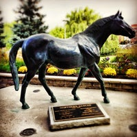 Photo taken at Woodbine Racetrack by Domenic S. on 9/22/2013