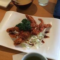 Photo taken at Noku Sushi by Jinhang X. on 5/3/2014