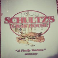 Photo taken at Schultz's Crab House by Stephanie B. on 8/3/2014