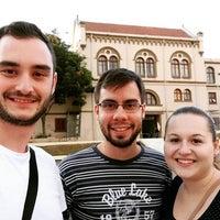 Photo taken at Câmara Municipal De São Carlos by Daniel F. P. on 8/5/2016