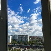 Photo taken at БЦ «Нагатинский» by 🌟 S. on 9/1/2016