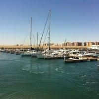 Foto scattata a Marina del Gargano - Porto Turistico di Manfredonia (FG) Gargano Puglia Italy da Michele D. il 8/30/2013