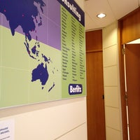 Photo taken at Berlitz by Akif B. on 3/11/2013