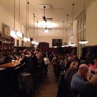 Das Foto wurde bei Weltrestaurant Markthalle von Martin W. am 12/9/2013 aufgenommen