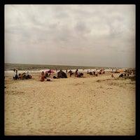 Photo taken at Pawleys Island Beach by Joshua D. on 7/26/2013