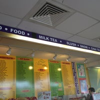 Photo taken at St Louis Bubble Tea by Marnely R. on 4/7/2013