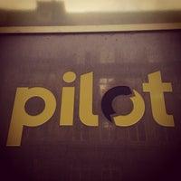 Photo taken at Pilot Stuttgart by Peer W. on 10/22/2013