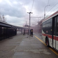 Photo taken at Exhibition TTC Loop by Jon L. on 10/26/2013
