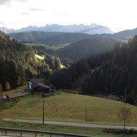 Das Foto wurde bei Ganischgerhof Mountain Resort & SPA von Giannis A. am 10/14/2014 aufgenommen