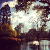 Das Foto wurde bei Stadtpark von Tom O. am 11/28/2013 aufgenommen