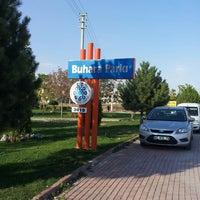 Photo taken at Buhara Parkı by Fatih S. on 9/29/2013