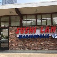 Photo taken at Marinepolis Sushi Land by Hachikaoru on 8/10/2017