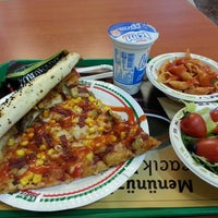 Photo taken at Sbarro by inci i. on 4/12/2014