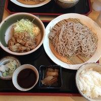Photo taken at 蕎麦酒房 千年 by Satoshi H. on 5/29/2014