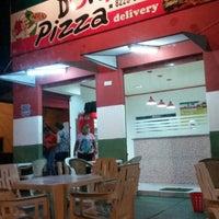 Photo taken at Don Pizza by Letícia V. on 10/20/2013