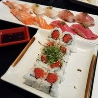 Photo taken at Sushi Kinoya by Kelley L. on 3/6/2018