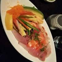 Photo taken at Sushi Kinoya by Kelley L. on 12/7/2017