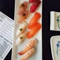 Photo taken at Sushi Kinoya by Kelley L. on 12/2/2017