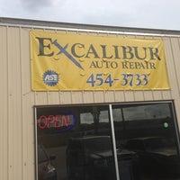 Photo taken at Excalibur Automotive Repair by Park S. on 8/21/2013