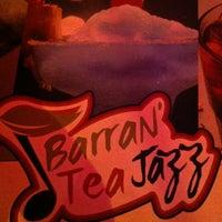 Photo taken at BarraN' Tea Jazz Restaurant Lounge by Flip V. on 12/2/2012