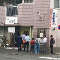 4/5/2018にimfk 0.がらぁ麺 紫陽花で撮った写真