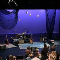 Photo taken at Hanesbrands Theatre - Milton Rhodes Center for the Arts by Jennifer O. on 9/3/2016