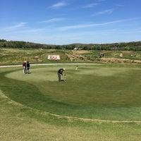 Photo taken at Aberdeen Golf Club by Wayne S. on 4/26/2015