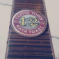 Photo taken at Coffee Town Kaya Toast by Tino Ricardo P. on 9/7/2013
