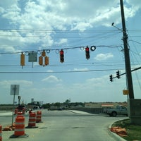 Photo taken at I-35W & 820 by Lisa F. on 8/20/2013