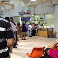 Photo taken at สำนักงานหนังสือเดินทางชั่วคราว บางนา (Offices of Passport Division, Bangna) by Ploy A. on 10/8/2012
