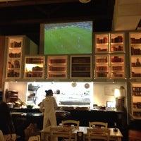 Photo taken at Pizzeria Birmana 2 - La Fonderia by Valentina D. on 11/5/2013