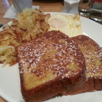 Photo taken at Wildberry Pancakes and Café by Tiffany S. on 1/26/2013