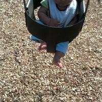 Photo taken at Burtonsville Park by Erica A. on 5/25/2014