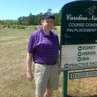 Photo taken at Carolina National Golf Club by Randy M. on 4/13/2014