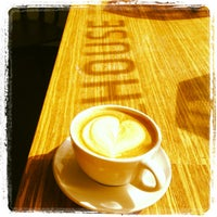 Photo taken at MAKE Coffee + Stuff by Katie N. on 9/4/2013