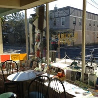 Photo taken at The Runcible Spoon by Allen A. on 10/16/2012