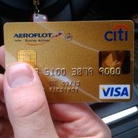 Photo taken at Citibank by Vladimir M. on 9/11/2013