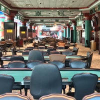Photo taken at Poker Room at Foxwoods Resort Casino by Casey B. on 12/25/2016