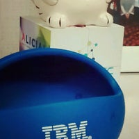 Photo taken at IBM del Perú by Cyn A. on 10/28/2016