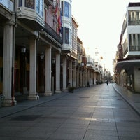 Photo taken at Calle Mayor by Jesús P. on 12/8/2012