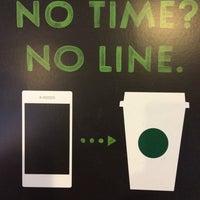 Photo taken at Starbucks by Frank B. on 10/14/2015